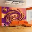 Fototapeta abstrakcja aranżacja w salonie