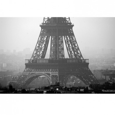 Fototapeta czarna wieża