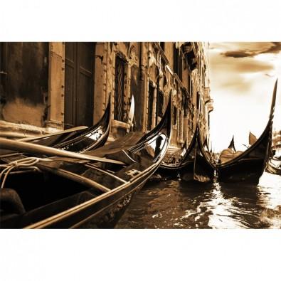 Fototapeta weneckie gondole
