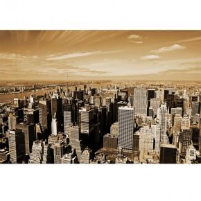 Manhattan z lotu ptaka