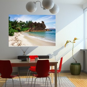 Fototapeta bezludna wyspa