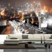 Fototapeta metropolia nocą