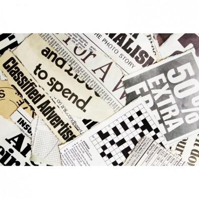 Fototapeta gazeta