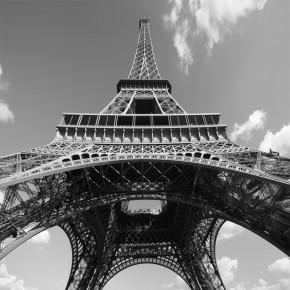 Fototapeta Paryż wieża Eiffla
