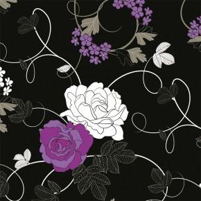 Fototapeta czarna róża