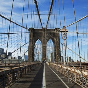 Fototapeta Brooklyn Bridge