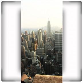 Fototapeta Empire State Building na wąską ścianę