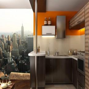 Fototapeta widok z tarasu na Nowy Jork