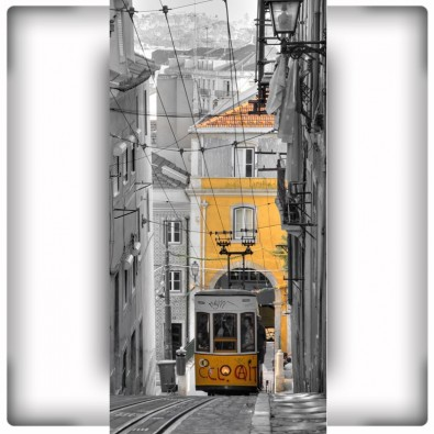 Fototapeta tramwaj OPA