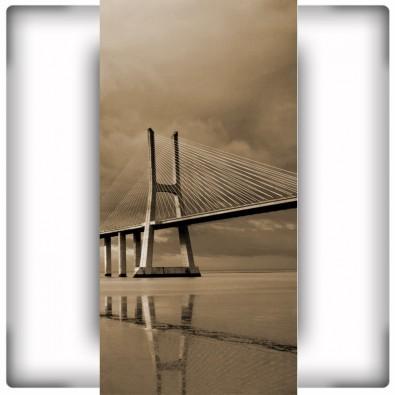 Fototapeta most do przedpokoju