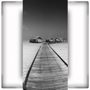 Fototapeta pomost w raju