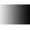 Fototapeta metal czarno biała