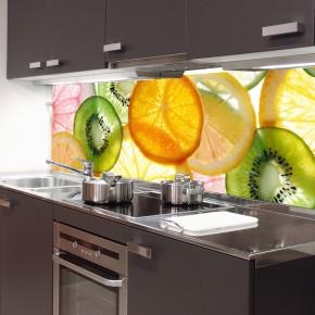Fototapeta owoce do kuchni