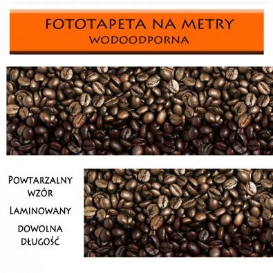 Wodoodporna fototapeta z ziarenkami kawy