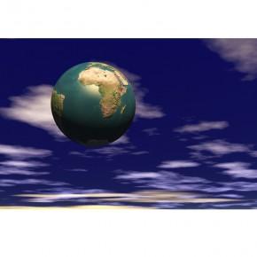 Fototapeta z planetą Ziemia