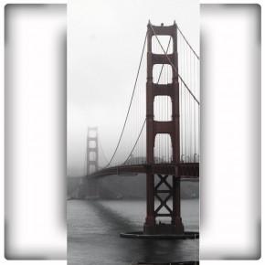 Fototapeta Golden Gate do przedpokoju