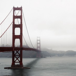 Most Golden Gate we mgle