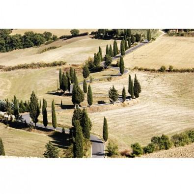 Fototapeta pejzaż Toskania