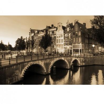 Fototapeta miasto Holandii