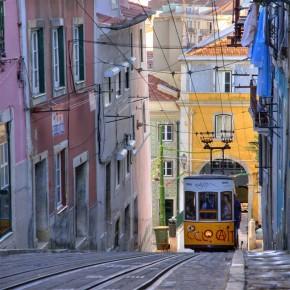 tramwaj Portugalia