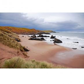 Wydmy Szkocji | morze