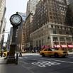 Ulica Nowego Jorku | Fototapeta optycznie powiększająca wnętrze