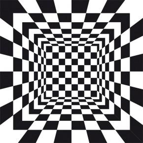 Czarno białe kwadraty |