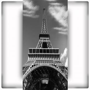 Fototapeta serce Paryża
