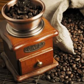 Fototapeta kawowy zestaw