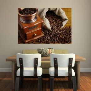 Fototapeta młynek do kawy