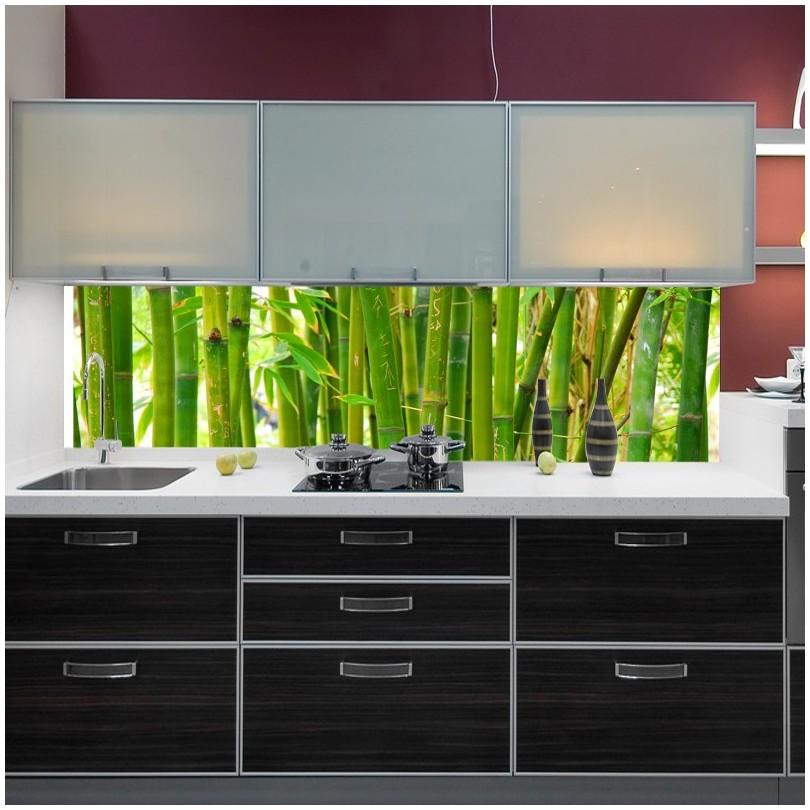 Fototapeta Bambusowa Dżungla Dekoracyjne Fototapety Art