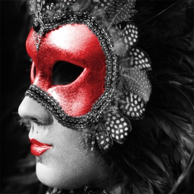 Fototapeta bal maskowy