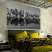 Fototapeta Hudson - ozdoba sypialni