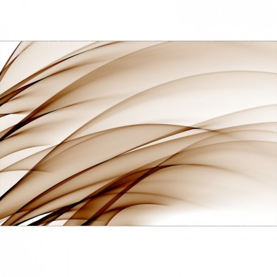Fototapeta brązowe abstrakcyjne pasemka | fototapety do salonu