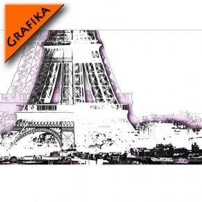 wieża Eiffela - grafika