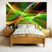 Fototapeta Seza - aranżacja w sypialni