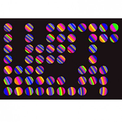 Fototapeta Kalejdoskop | fototapeta abstrakcja