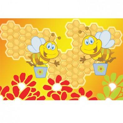 Fototapeta pszczółka maja
