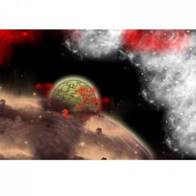 Meteoryt | Fototapeta kosmos
