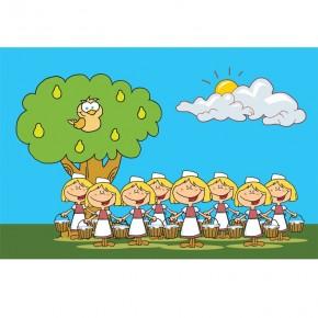 Fototapeta Przedszkole dla dzieci