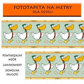Fototapeta kaczuszki dla dzieci