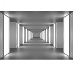 Tunel | Fototapeta powiększająca wnętrze