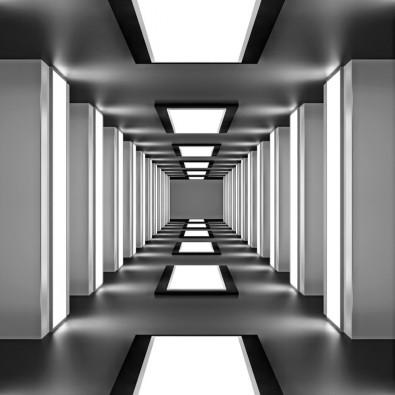Fototapeta tunel - Anatema