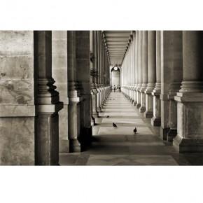 Fototapeta kolumnada Karlowe Wary