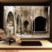 Fototapeta Stare forty - aranżacja na szafę