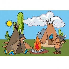Indianie dla dzieci