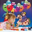 Klaun i balony   Fototapeta dla dzieci