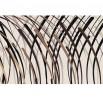 Fototapeta abstrakcja brązowo kremowa