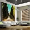 Fototapeta włoski krajobraz na ścianie w salonie