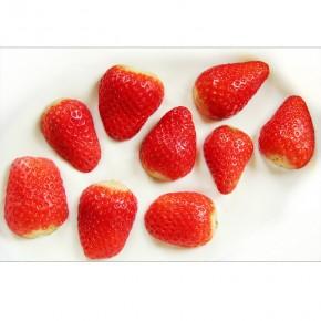 Fototapeta czerwone truskawki